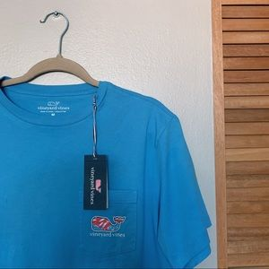Vineyard Vines Short Sleeve T-Shirt - M